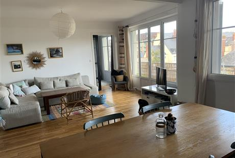 Appartement T5 Rennes Arsenal-Redon