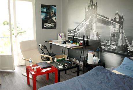 Appartement Studio à vendre Rennes Beaulieu