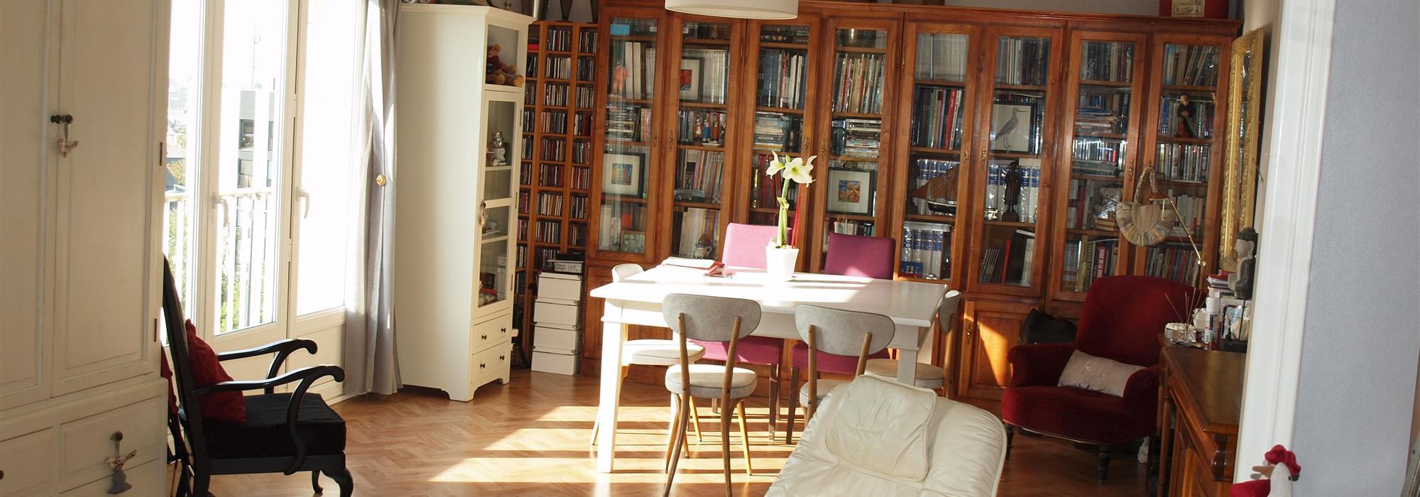 Appartement T5 à vendre Rennes Sacrés Coeurs