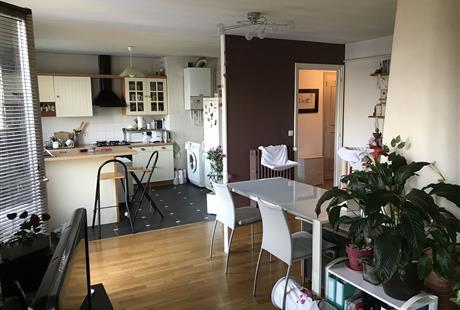 Appartement T2/3 à vendre Rennes Sacrés Cœurs