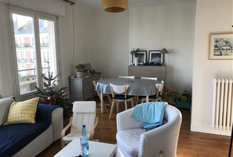 Appartement T4 Rennes Centre