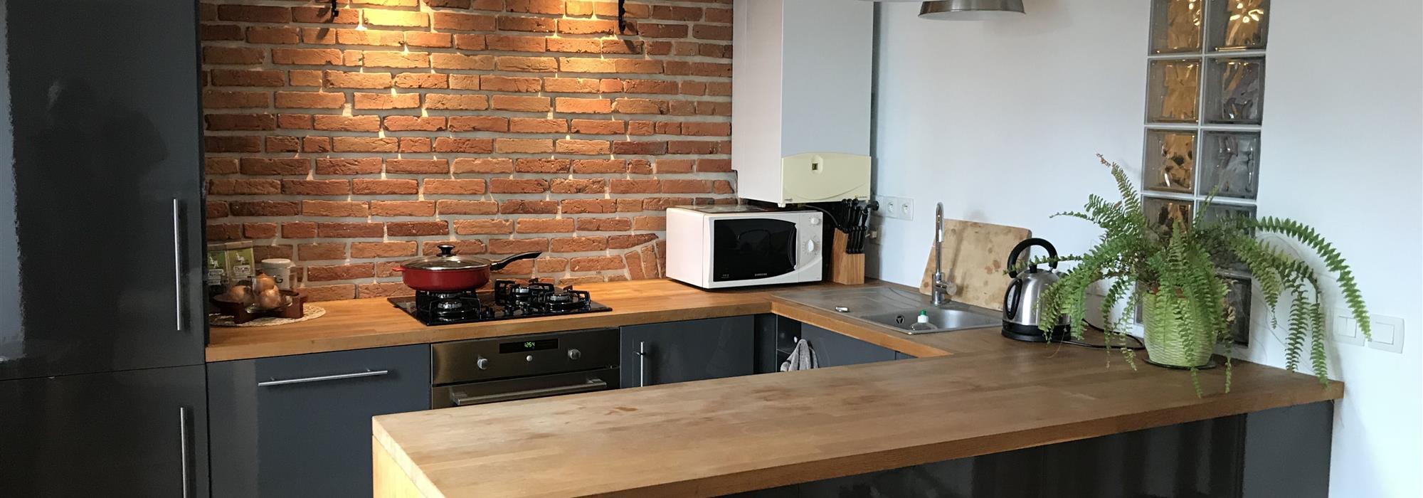 Appartement T3 duplex Rennes Thabor
