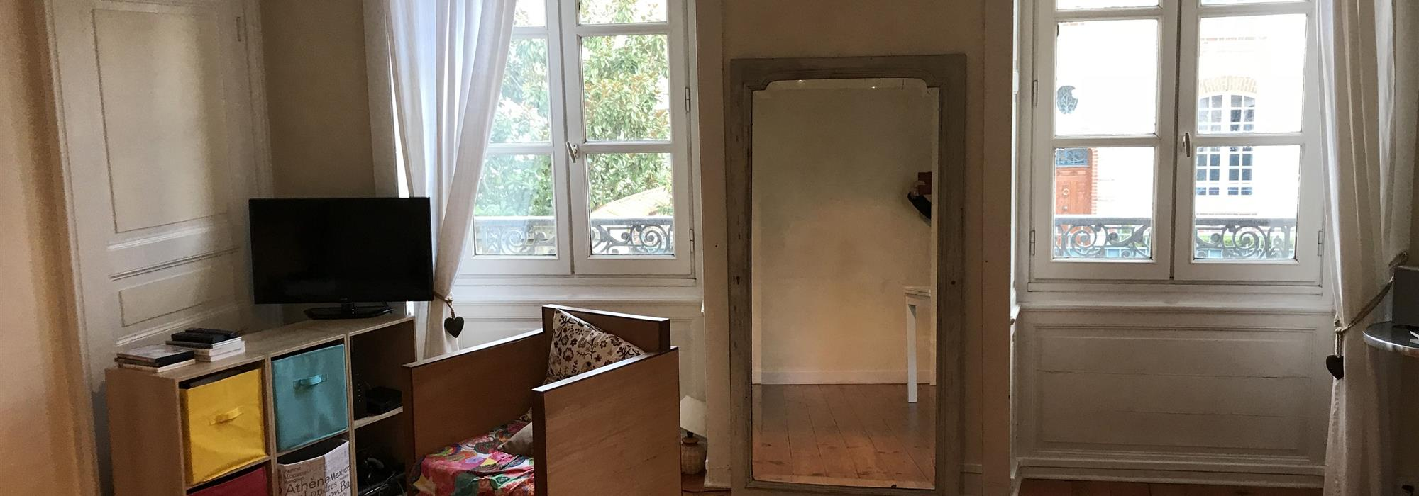 Appartement T3 Rennes Thabor
