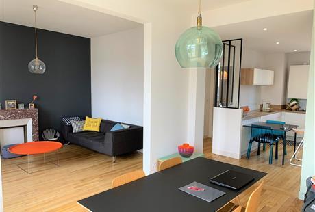 Appartement T4 Rennes Centre-ville