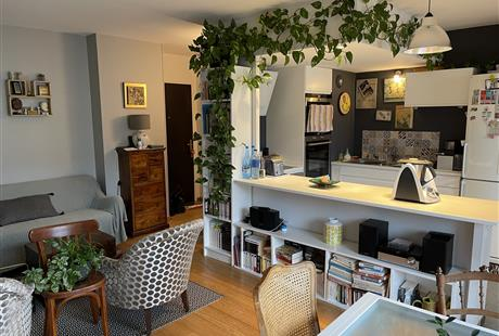 Appartement T3 Rennes Anatole France