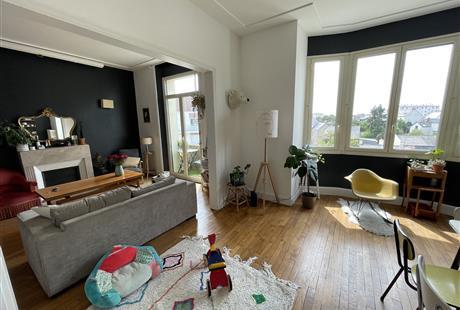 Appartement T4 Rennes Sainte Thérèse
