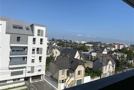Appartement T2 Rennes Landry