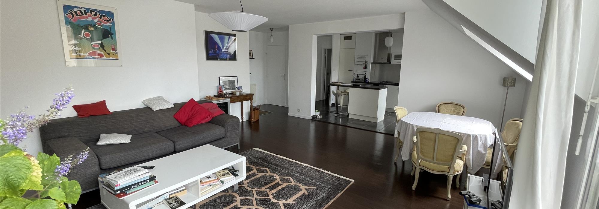 Appartement T3 Rennes Nord St Martin