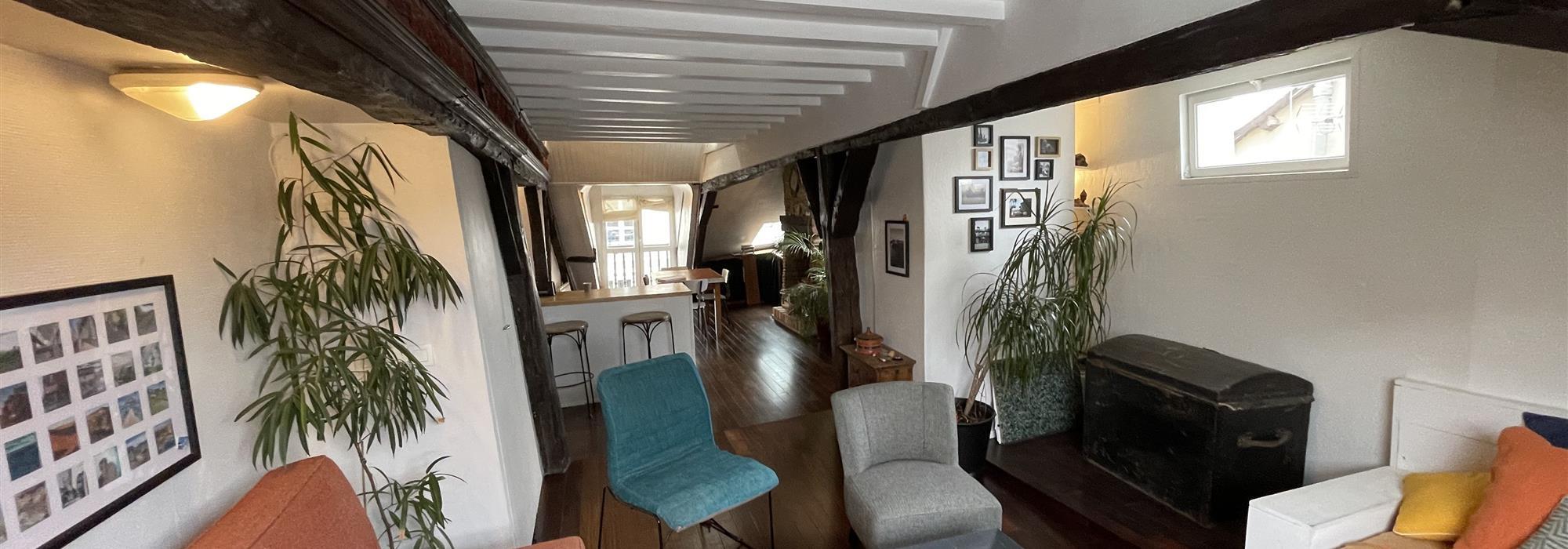 Appartement T3 Rennes Centre-ville