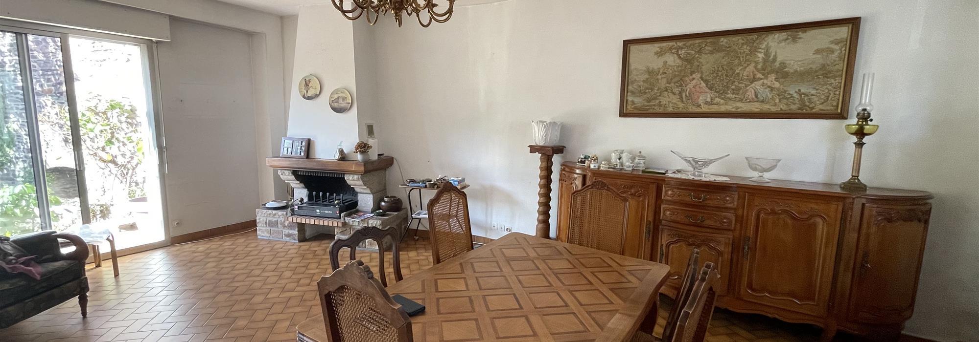 Maison à vendre Rennes Sacrés Coeurs